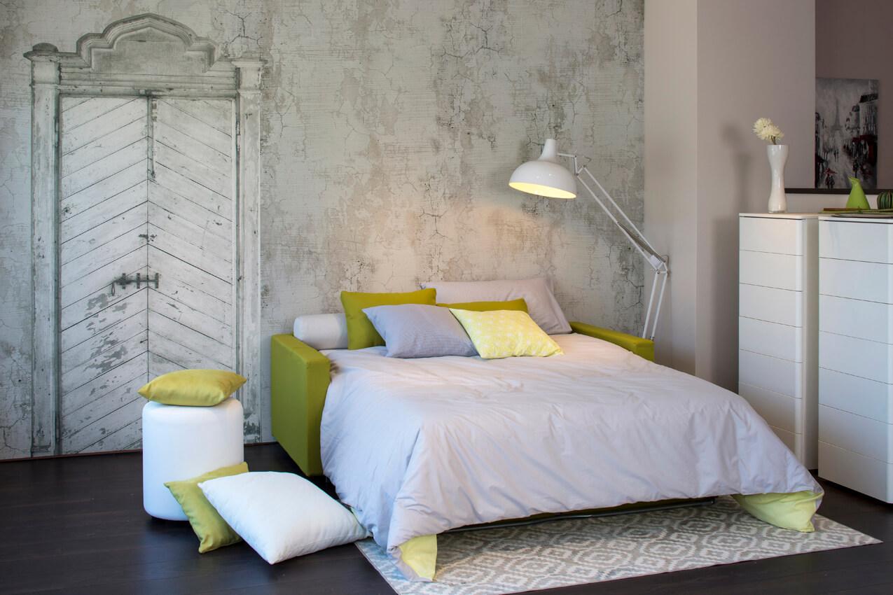 amalfi divano letto lusso accessibile arreda la notte